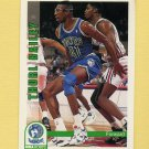 1992-93 Hoops Basketball #134 Thurl Bailey - Minnesota Timberwolves