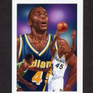 1991-92 Hoops Basketball #513 Chuck Person - Indiana Pacers