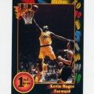 1991-92 Wildcard Basketball #109 Kevin Magee - U. of California Irvine NM-M