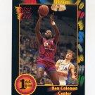 1991-92 Wildcard Basketball #101 Ben Coleman - Maryland NM-M