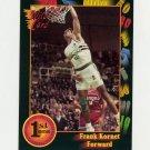 1991-92 Wildcard Basketball #076 Frank Kornet - Vanderbilt NM-M