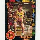 1991-92 Wildcard Basketball #072 Russ Schoene - Tennessee/Chattanooga NM-M