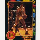 1991-92 Wildcard Basketball #071 Doug Lee - Purdue NM-M