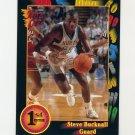 1991-92 Wildcard Basketball #031 Steve Bucknall - North Carolina NM-M