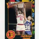 1991-92 Wild Card Basketball #115 Carl Herrera - Houston