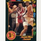 1991-92 Wild Card Basketball #100 Jerome Mincy - U.A.B.