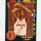 1991-92 Wild Card Basketball #068 Mark Hughes - Michigan