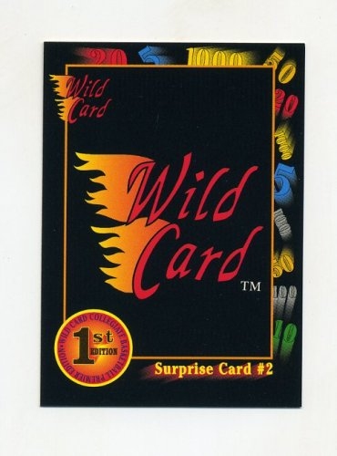1991-92 Wild Card Basketball #046A Surprise Card 2