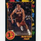 1991-92 Wild Card Basketball #028 Kevin Lynch - Minnesota