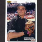 1992 Upper Deck Baseball #420 Greg Hibbard - Chicago White Sox