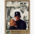 1992 Studio Baseball #211 Mike Gallego - New York Yankees