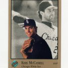 1992 Studio Baseball #155 Kirk McCaskill - Chicago White Sox