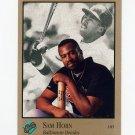 1992 Studio Baseball #125 Sam Horn - Baltimore Orioles