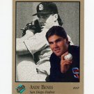 1992 Studio Baseball #101 Andy Benes - San Diego Padres