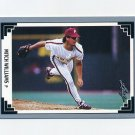 1991 Leaf Baseball #420 Mitch Williams - Philadelphia Phillies