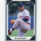 1991 Leaf Baseball #402 Bill Gullickson - Detroit Tigers