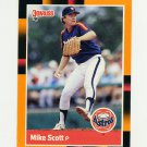 1988 Donruss Baseball's Best #206 Mike Scott - Houston Astros
