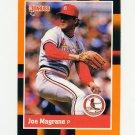 1988 Donruss Baseball's Best #100 Joe Magrane - St. Louis Cardinals