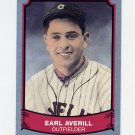 1989 Pacific Legends II Baseball #203 Earl Averill - Cleveland Indians