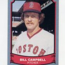 1989 Pacific Legends II Baseball #191 Bill Campbell - Boston Red Sox