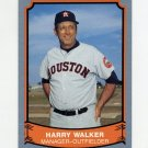 1989 Pacific Legends II Baseball #190 Harry Walker - Houston Astros