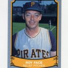 1989 Pacific Legends II Baseball #178 Roy Face - Pittsburgh Pirates