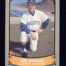 1989 Pacific Legends II Baseball #162 Joe Schultz - Seattle Pilots Vg