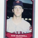 1989 Pacific Legends II Baseball #155 Sam McDowell - Cleveland Indians