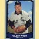 1989 Pacific Legends II Baseball #124 Wilbur Wood - Chicago White Sox