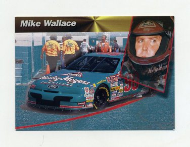 1994 Power Racing #121 Mike Wallace