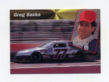 1994 Power Racing #114 Greg Sacks