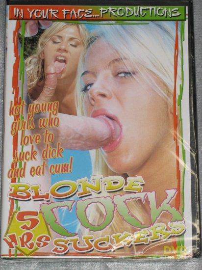 BLONDE COCK SUCKERS