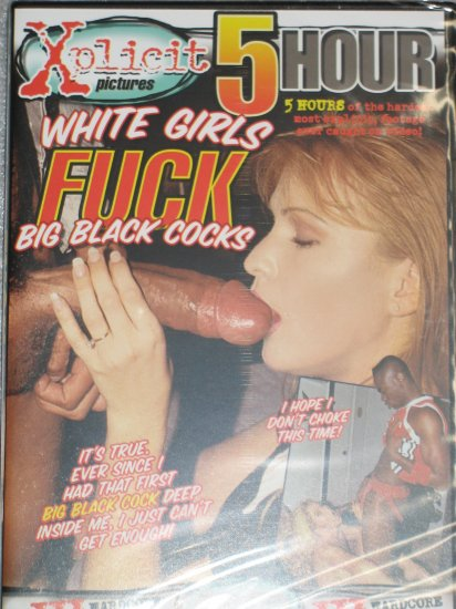 WHITE GIRLS FUCK BIG BLACK COCKS