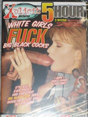 WHITE GIRLS FUCK BIG BLACK COCKS