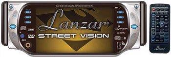Lanzar SD43MU 4.3 TFT Monitor with DVD/ VCD/ MP3/ CD Player