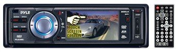 Pyle PLD3MU 3'' TFT Touch Screen DVD/VCD/MP3/CDR/USB Player And AM/FM Receiver