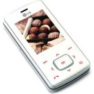 "LG MG280 - GSM Bluetooth Camera ""White Chocolate"" MP3 Cellular Phone (Unlocked)"