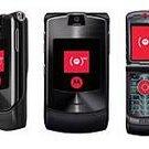 Motorola Razr V3i Mobile Cellular Phone Black (Unlocked)
