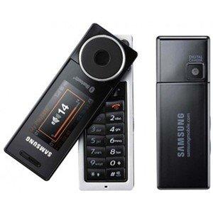 SAMSUNG SGH-X830 UNLOCKED GSM TRI-BAND CAMERA CELL PHONE - BLACK