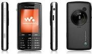 Sony Ericsson W960 Unlocked Triband 8GB WiFi Phone (Black)