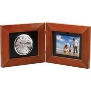 "Coby DP-5588 5.6"" Digital Picture Frame with Clock"