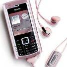 Nokia N72 Pink Unlocked GSM Phone