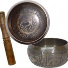 Mantra Singing Bowl - Large