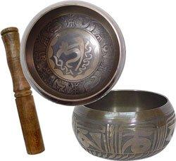 Mantra Singing Bowl - Large