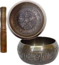Buddha Singing Bowl - Large