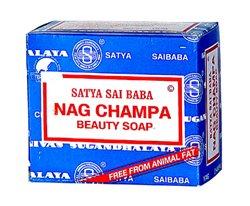 Nag Champa Soap - 2 bars - 150gr. each