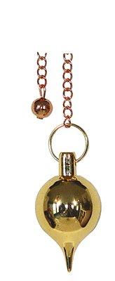 Brass Rounded Pendulum