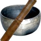 Plain Hammered Singing Bowl with Mallet - Small - metaphysical