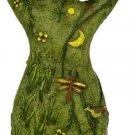 Nurturing Goddess Figurine T - Light Candle Holder - Tall - metaphysical