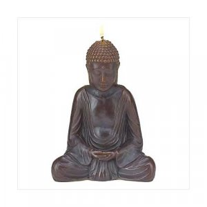 Resting Buddha Candle - metaphysical